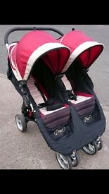 Baby jogger double push chair
