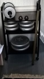 dp fit for life weights