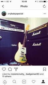 Two amp heads and matching cabs for sale