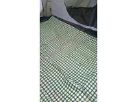 Coleman carpet for tent