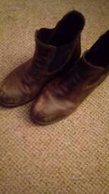 Colombian Leather Boots