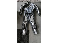 Womans motorbike suit and boots
