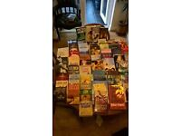 BARGAIN BUNDLE OF 65 GREAT BOOKS MIXED TO SUIT ALL SALE PRICED TO SELL QUICK CLEARING OUT only £10