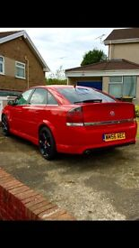 Vauxhall vectra sri 2.0 turbo petrol brand new M.O.T passed with no advisories excellent car