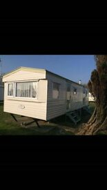 2 Bed 6 Berth Caravan available for holiday rental on the popular Bunn Leisure Holiday Park