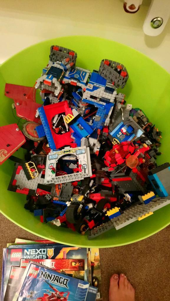 Lego Ninjago Instructions Buy Or Sell Find It Used