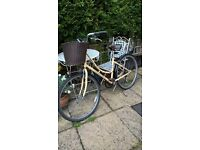 Ammaco Dutch Style Bicycle some wear and tear but nice condition
