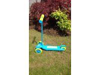 Child's (blue) Zinc Scooter