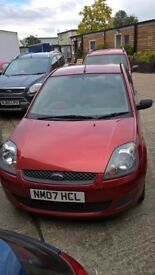 Ford Fiesta 110000 mile, needs work, mot until July £650 ono
