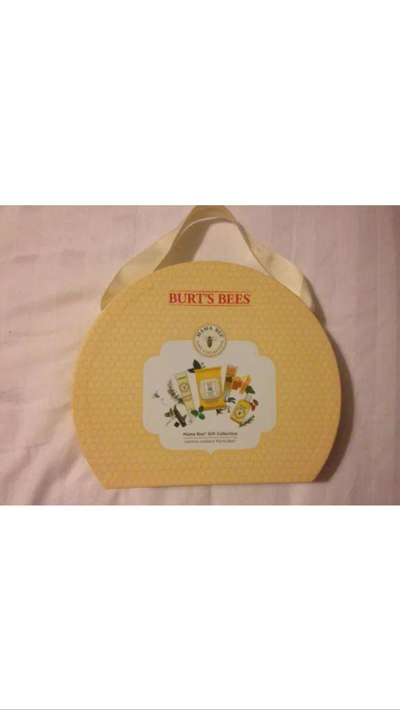 Baby Gift Set John Lewis : Rrp ? burt s bees mama bee gift collection set
