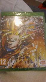 SEALED Dragonball fighter z xbox one