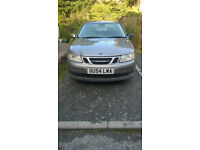 Saab 93 2004, needs new fuel injection system, apart from that in good condition £400 o.n.o.
