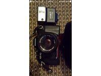 Analogue Camera, Mechanical Camera