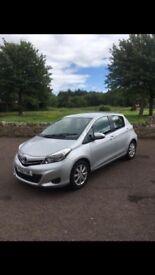 2012 Toyota Yaris 1.4 d4d turbo diesel bargain