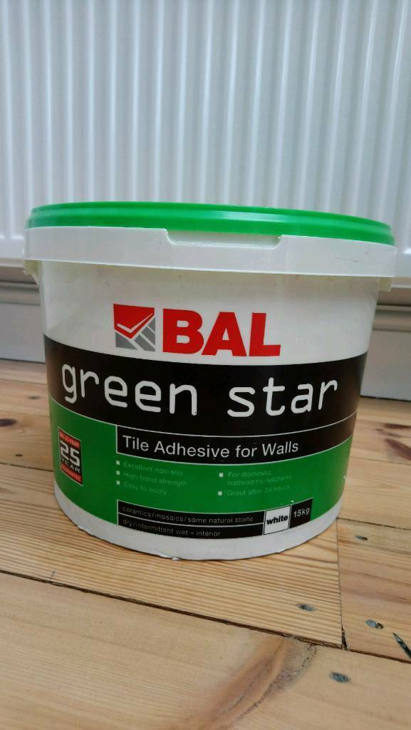 Bal Ready Mixed Tile Adhesive In Norwich Norfolk Gumtree