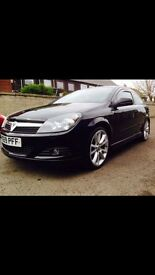 Vauxhall Astra 1.8sri 59 plate