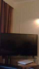 """Blaupunkt 49 """" TV from TESCO"""