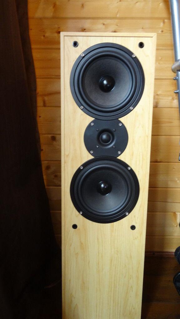 Acoustic Solution floor standing speakers