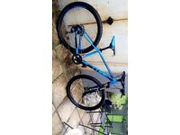 Men's Cube analog 29er hardtail mountain bike. CASH ON COLLECTION.