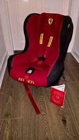 Car Seat - Ferrari