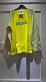 Brownie Guide Uniform long sleeve top