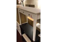osaka white dressing table