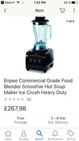Enpee Commercial Blender (Like Vitamix)