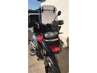 BMW GS 1200 2010 with lots of extras