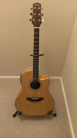 TURNER RB20 Electric/Acoustic Guitar