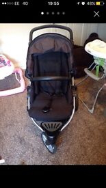 Britax B-Smart 3 pushchair