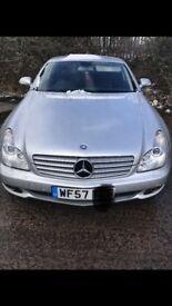 Mercedes cls320 cdi 34k 57 plate