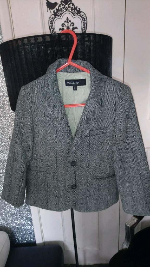 M & S 2-3 years suit