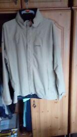 Mens berghaus gore tex jacket size large