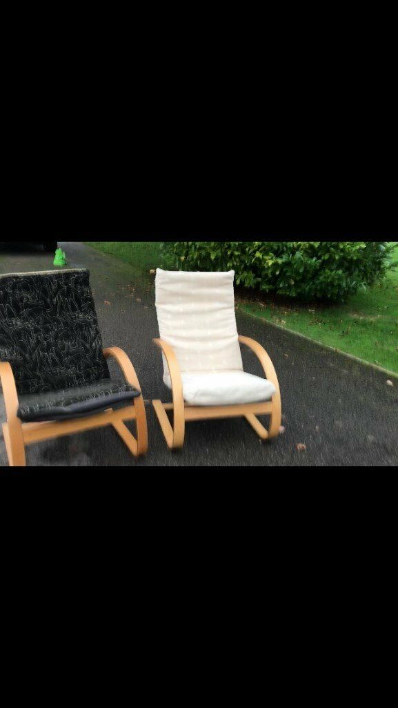 2 Ikea Chairs