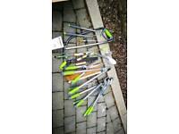 Garden tools job lot new