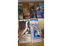 Rhodesia Calls/Africa Calls Vintage Magazines Very Good Intact Condition