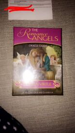 THE ROMANCE ORCACLE CARDS BRAND NEW!! NEVER BEING OPEN
