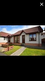 Immaculate 2 bedroom bungalow (semi-detatched), Culloden. Fixed price £140,000.