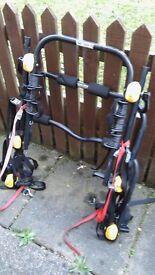 Halfords 3 bike carrier