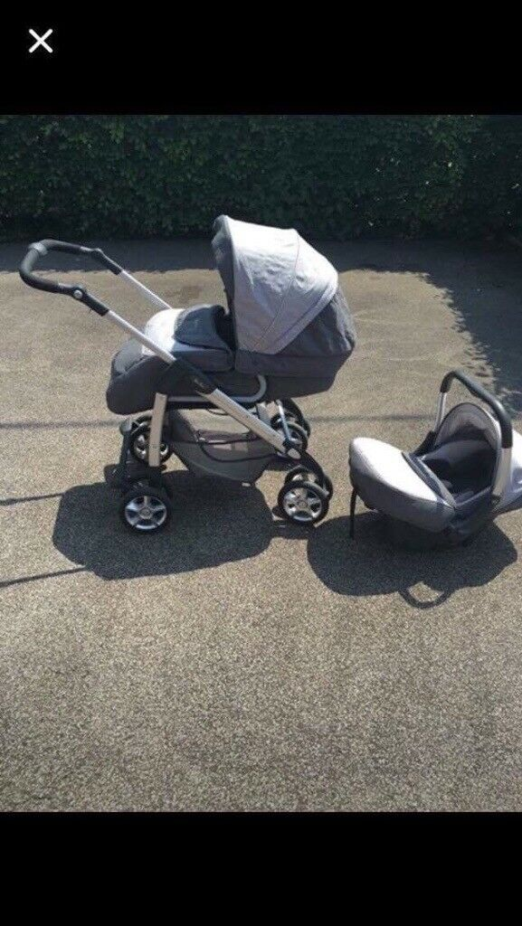 Silver cross travel system excellent condition