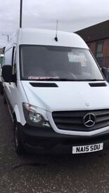 Mercedes Sprinter. Diesel, For Sale/Finance Forth Carz (Several Available)