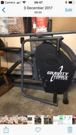 All in one gravity force training equipment