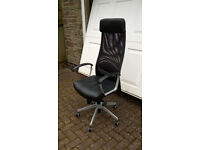 IKEA MARKUS office chair, very good condition