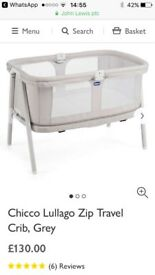 Chicco Lullago Travel Cot