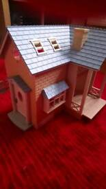 Sylvanian Bluebell cottage