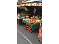 Fruit and veg shop for sale