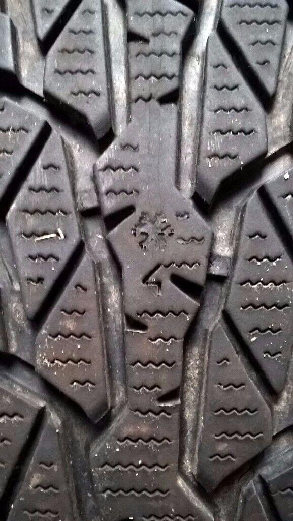 nokian wr d4 winter tyres 175 65 r14 82t in inverness highland gumtree. Black Bedroom Furniture Sets. Home Design Ideas