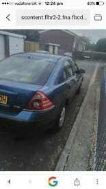 Ford mondeo 2l