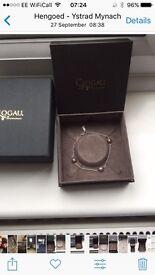 Clogau gold/silver bracelet