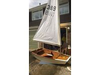 Pram Dinghy / Tender 8'